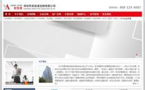 RedService咨询管理服务企业网站定制