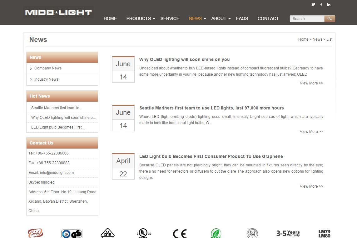 iBrownPro棕色简洁英文企业自适应模板
