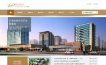 iGoldPark金色产业园区企业模板