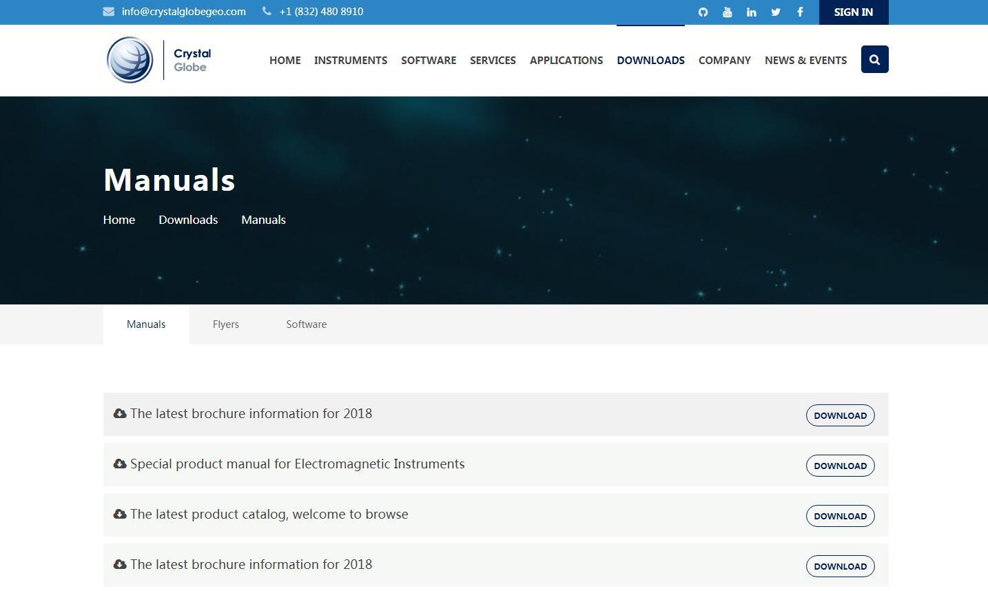 iBlueBootstrap自适应企业网站定制_005