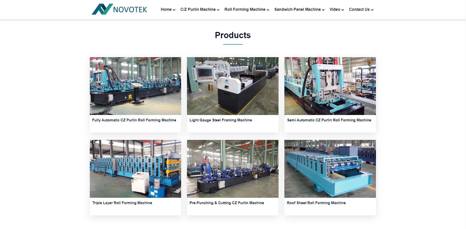iBlueResponsivePro蓝色产品展示响应式自适应企业网站定制