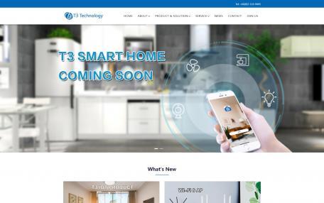 iBlueResponsiveSimple蓝色简洁响应式自适应企业网站定制